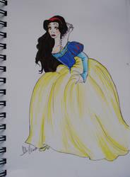Snow White by IdaBlack