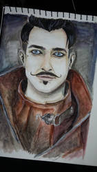 Dorian by IdaBlack