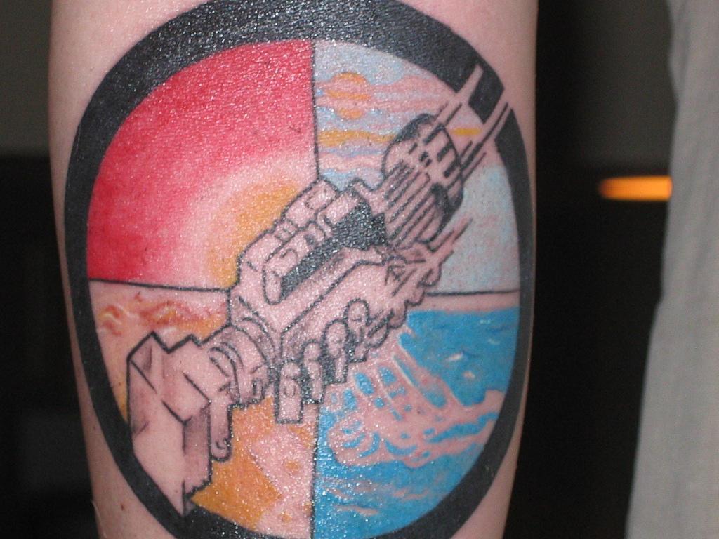 Pink Floyd Tattoo Duhh: Wish You Were Here By SydBarrett On DeviantArt