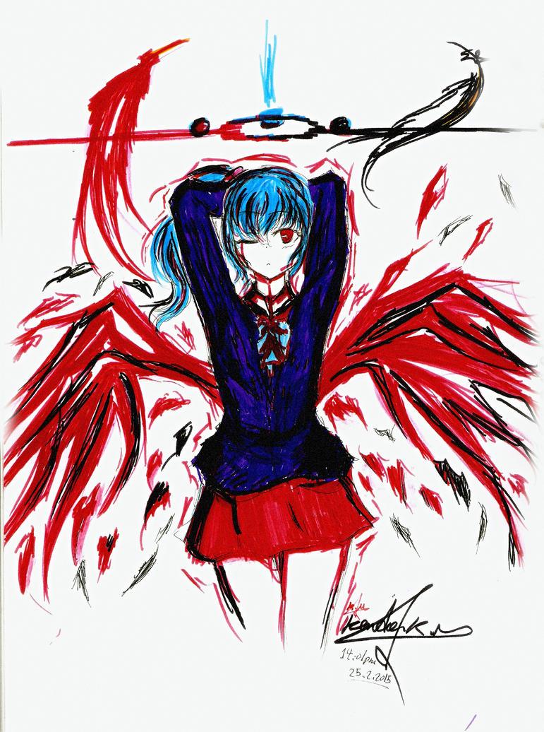 Wings Of Distort by Mikotomisakaesper