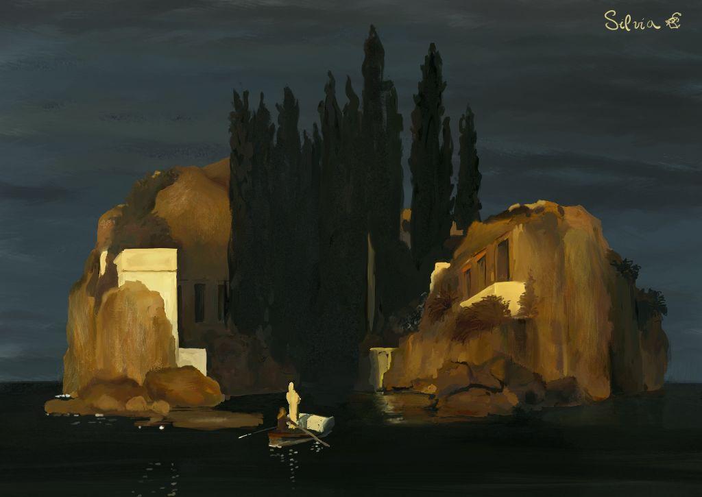 L'Isola Dei Morti by ghironda