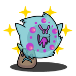 Shiny Spiritomb + Boo (Super Mario Series)