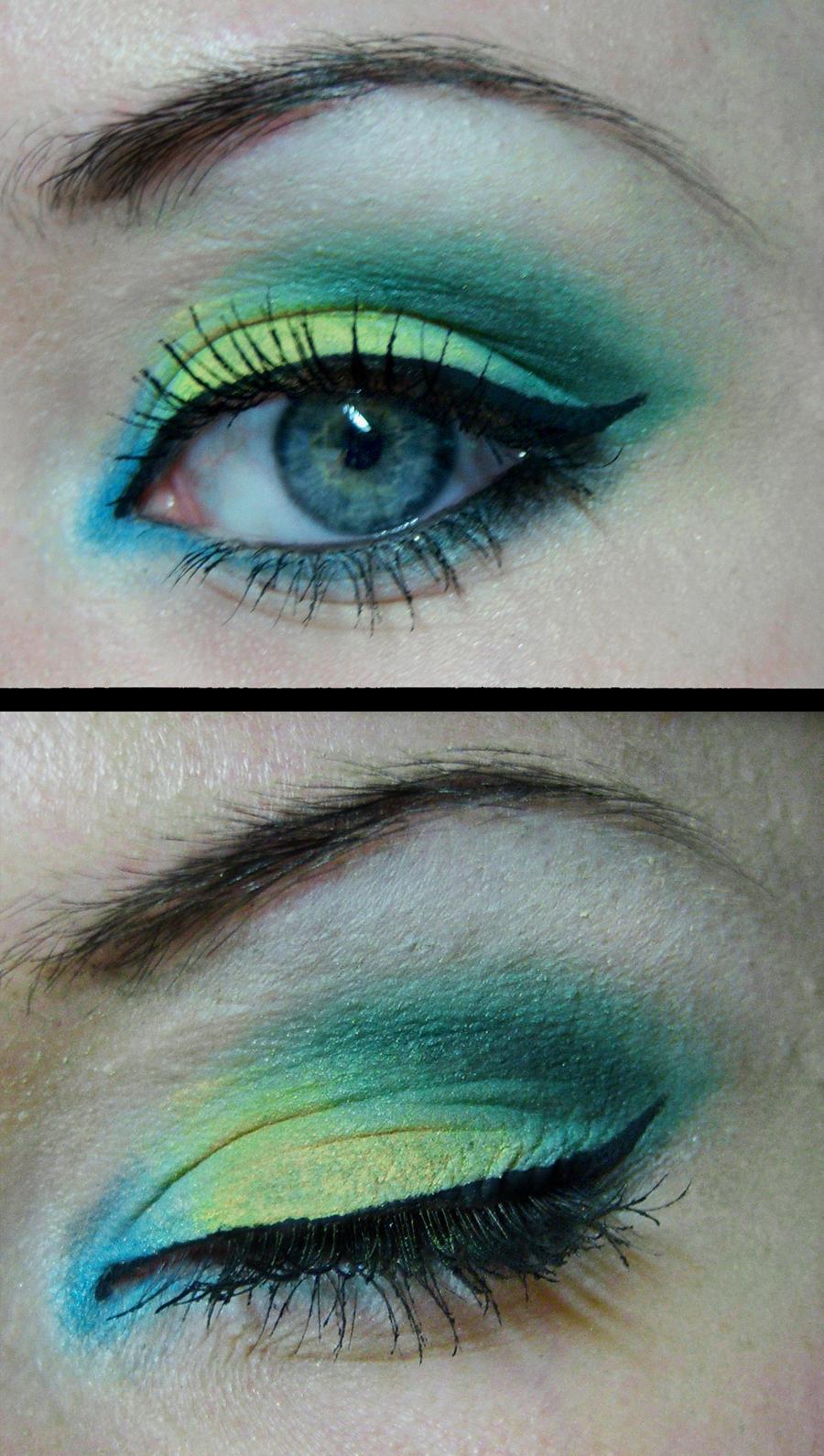 Green'n'blue by Misty-AnGel