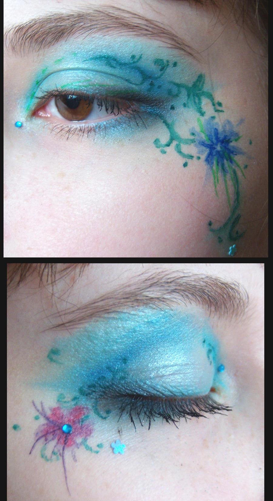 Flower elf by Misty-AnGel