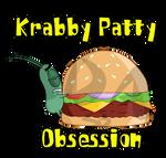 Krabby Patty Obsession -new version- by iedasb