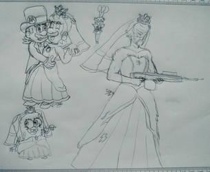 Evryone should wear the Lochlady Dress by iedasb