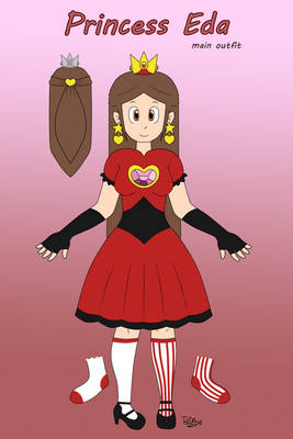 Princess Eda - new ref -