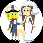 Eda and Stanley wedding(joke from episode) by iedasb