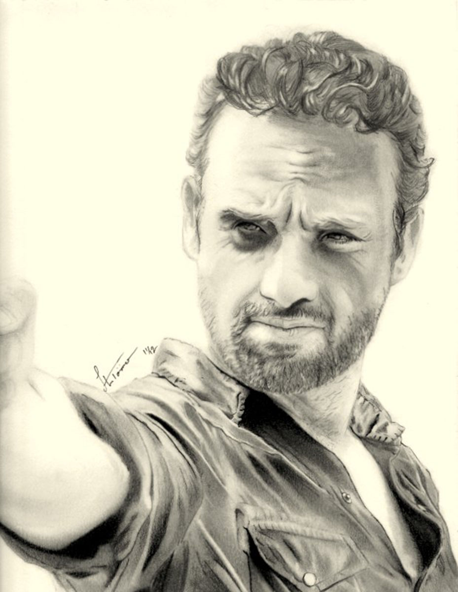 Rick Grimes By Waterpolo218-d5lxs5d by waterpolo218