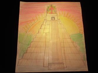 Mayan Temple by Zugzwang53