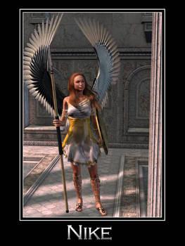 Nike - Goddess of Victory