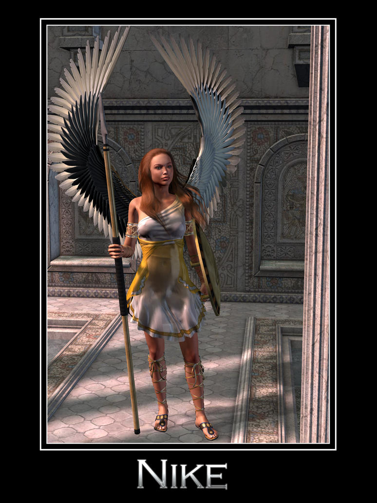 Nike - Goddess of Victory by Trish2 ...