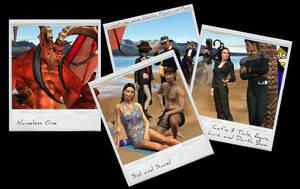 20K Party Polaroids
