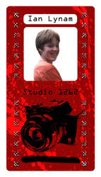 Ian's Photo Card