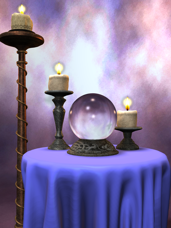 Crystal Ball 1 by Trish2