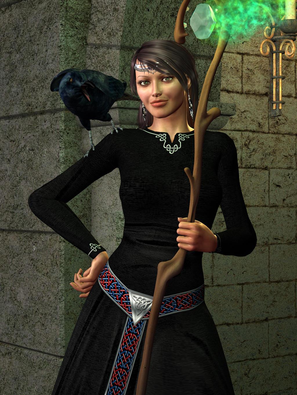 Achive  s Raven by Trish2