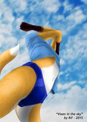 A Vixen in the Sky