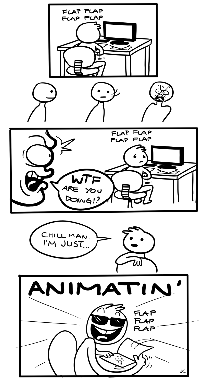 Animatin by ItsJustin