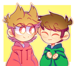 [ Collab ] Tord and Edd