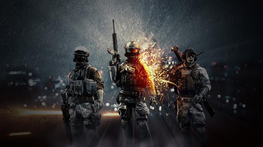 Battlefield 4 Games Wallpaper Hd: Pack De Wallpapers HD Para Tu Escritorio