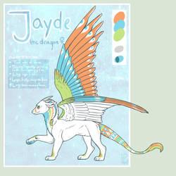 Jayde the Dragon