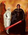 Helsa - Star Wars crossover