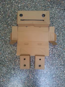 Cardboard Droid