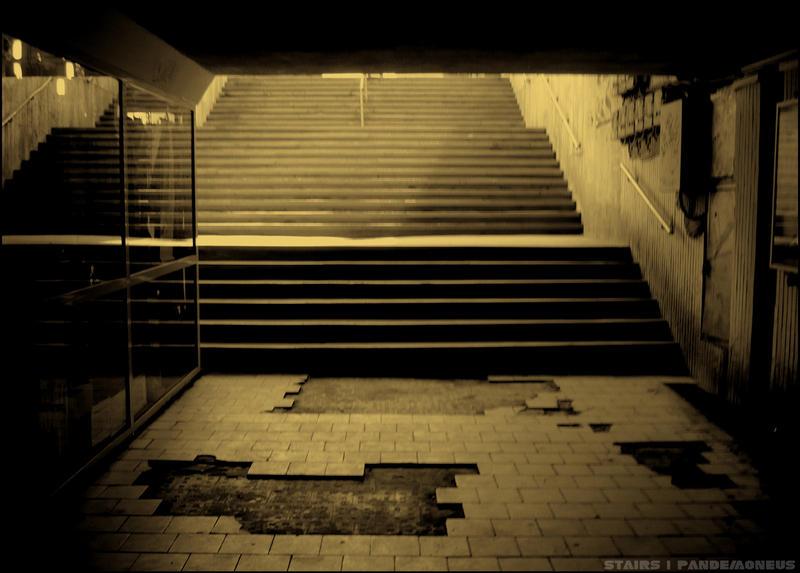 Teodor-Stanciu Tiberiu Stairs_by_Pandemoneus