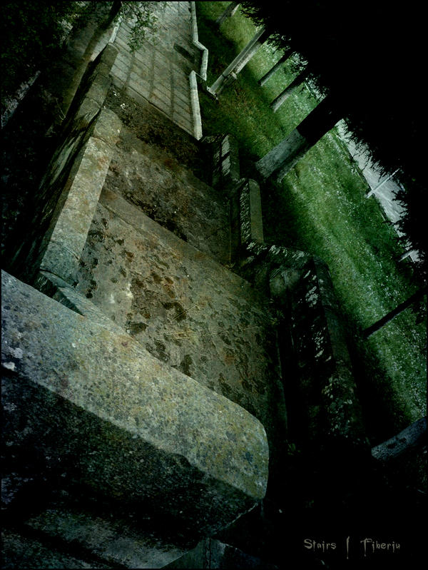 Teodor-Stanciu Tiberiu Stairs_II_by_Pandemoneus