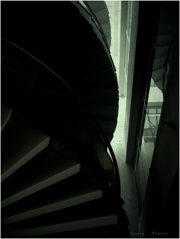 Teodor-Stanciu Tiberiu Stairs_III_by_Pandemoneus