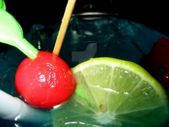 Cherry to Lemon's Aid by NeelamChandwani