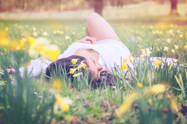 blossom dreams III by LaEpona