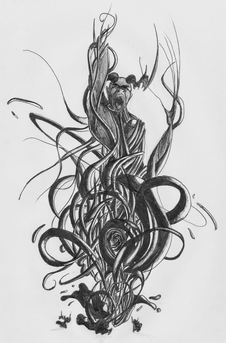 Birth of chaos by Kasgaroth