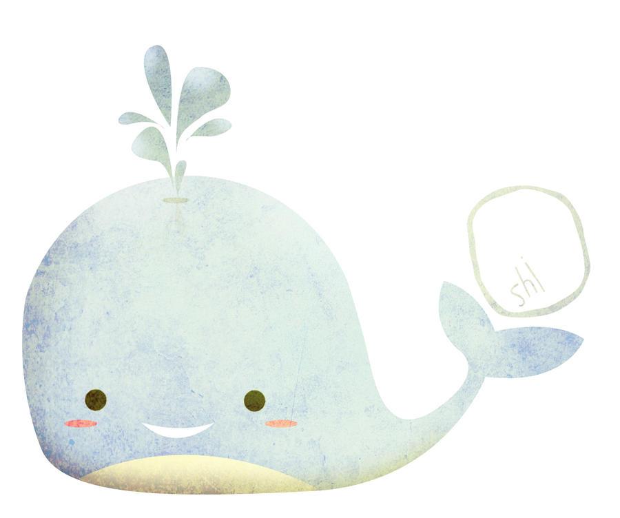 Cute whale by Ochellemae on DeviantArt