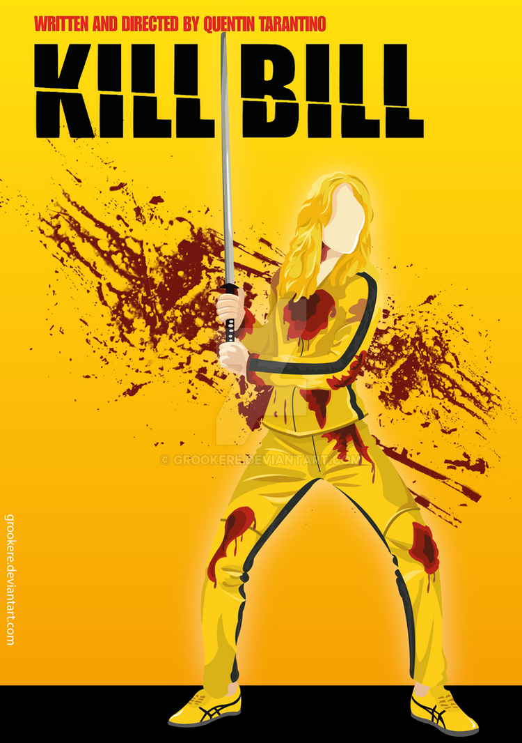 Kill Bill by Grookere