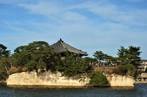 Godaidou-hall, Matsushima by Furuhashi335