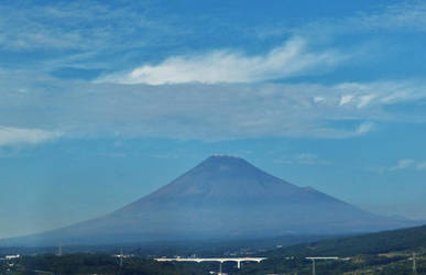 Mount Fuji 2 by Furuhashi335