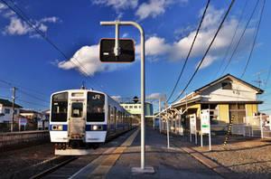 Hisanohama station by Furuhashi335