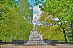 Goethe statue by Furuhashi335