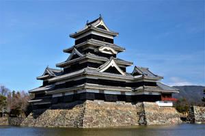 Matsumoto castle by Furuhashi335
