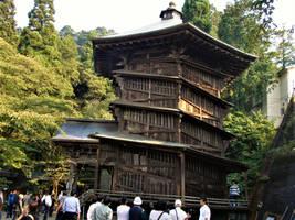 Sazae-dou in Aizu by Furuhashi335
