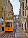 Bica funicular, Lisboa