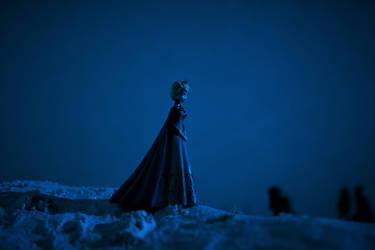 Story6.  Elsa's decision (Let it go)