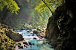 Stream of Amanoiwato 1