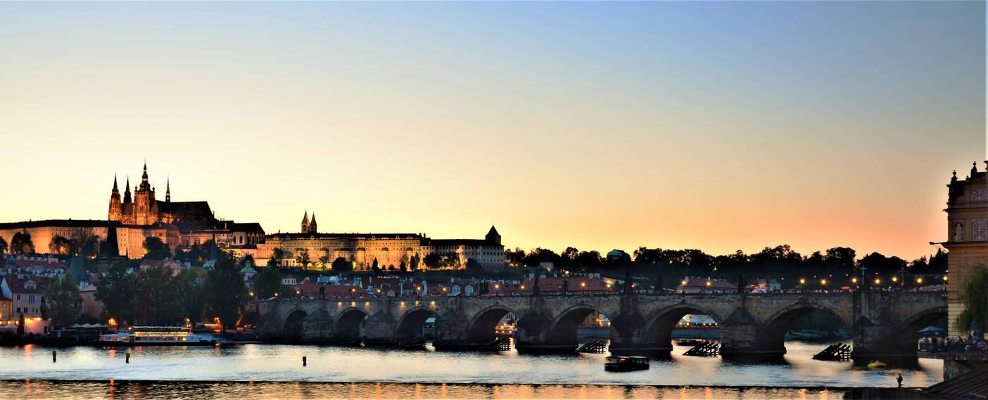 Praha Hrad a Karluv Most