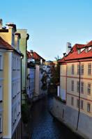 Canal in Prague by Furuhashi335