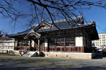 Kendo-jo in Winter by Furuhashi335