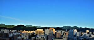 Good morning  Sapporo!