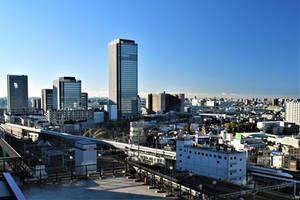 Nagoya cityview by Furuhashi335