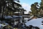 Oyakuen in winter by Furuhashi335